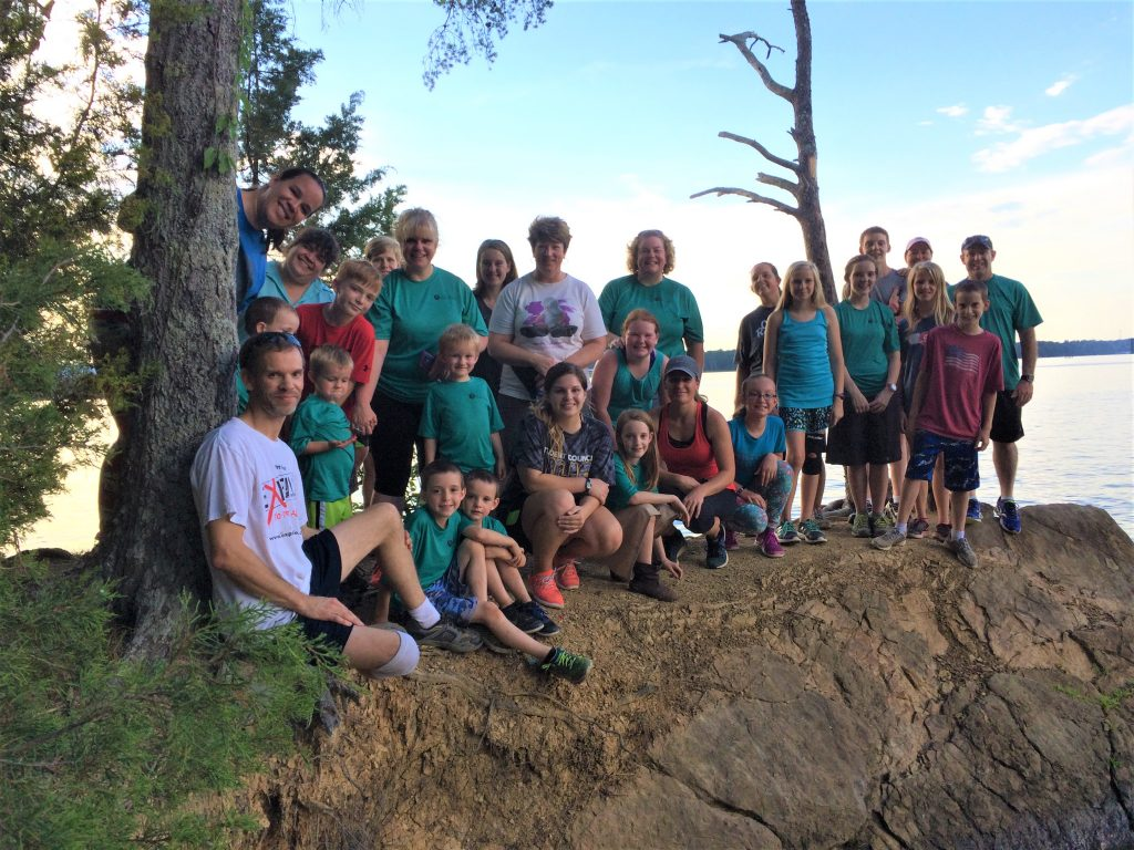 HB Run Club at Lone Tree Trail